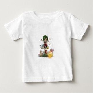 Winter Green Baby T-Shirt