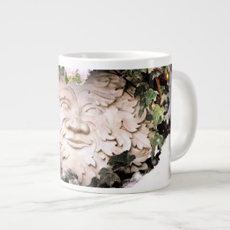 Winter Greenman, Jumbo Mug