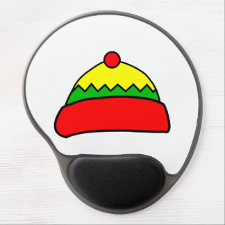 Winter Hat Gel Mouse Pad