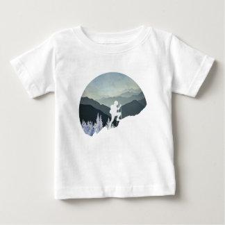 Winter Hike Baby T-Shirt