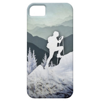 Winter Hike iPhone 5 Case
