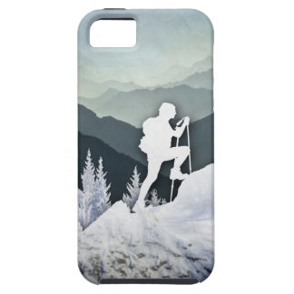 Winter Hike iPhone 5 Cases