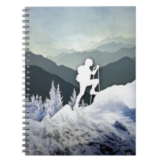 Winter Hike Notebook