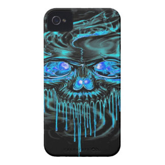 Winter Ice Skeletons iPhone 4 Cases
