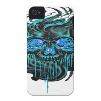 Winter Ice Skeletons PNG iPhone 4 Case-Mate Cases