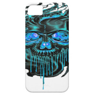 Winter Ice Skeletons PNG iPhone 5 Cases