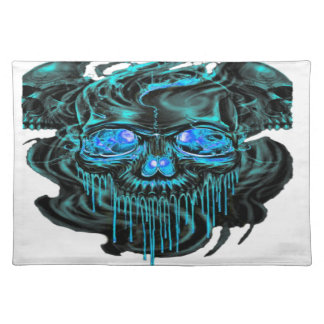 Winter Ice Skeletons PNG Placemat