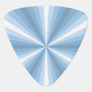 Winter Illusion Guitar Pick