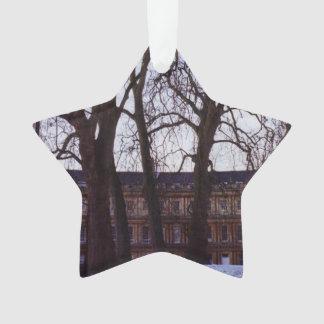 Winter in Bath Ornament