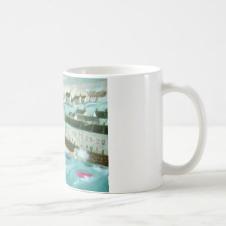 Winter in Cornwall Coffee Mug
