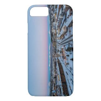 Winter in Narvik iPhone 7 Case