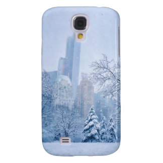 Winter In New York City's Central Park Samsung Galaxy S4 Case
