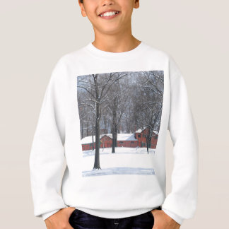 Winter in The Park Sweatshirt
