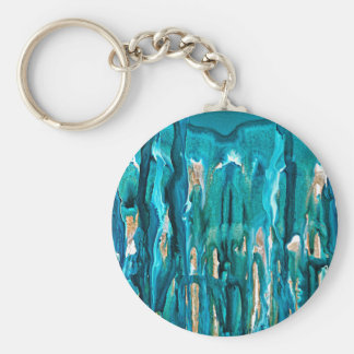winter in the pines 121517 key ring
