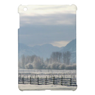 Winter in the valley cover for the iPad mini