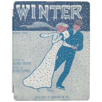 Winter iPad Cover