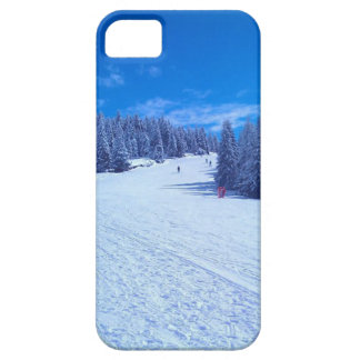 winter iPhone 5 cover