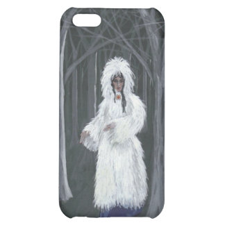 Winter Cover For iPhone 5C