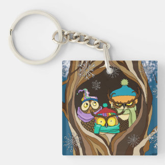 Winter is Coming... Key Ring