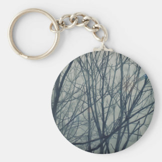 Winter is coming key ring