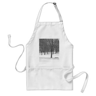 Winter is Coming Standard Apron