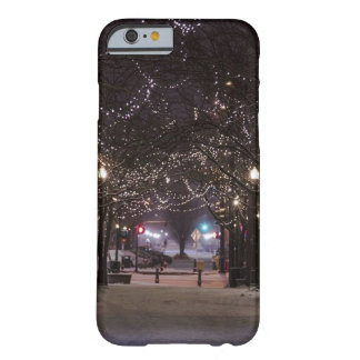 Winter Journey iphone 6/6s Barely There iPhone 6 Case