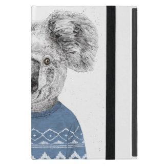 Winter koala cover for iPad mini