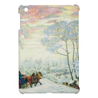 Winter._Kustodiev Cover For The iPad Mini
