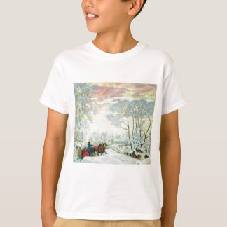 Winter._Kustodiev T-Shirt
