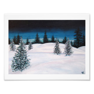 Winter Landscape Limited Edition Print Photo Print