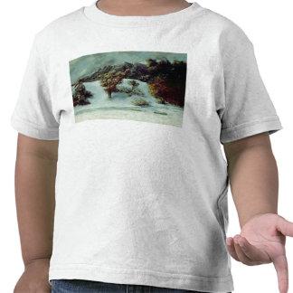 Winter Landscape With The Dents Du Midi, 1876 T-shirts
