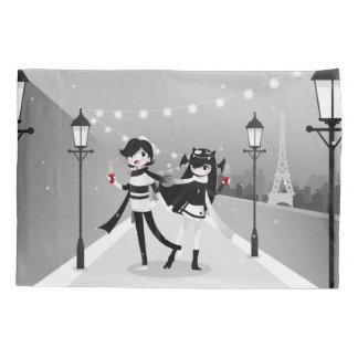 Winter Love Pillowcase