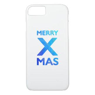 Winter Merry Xmas iPhone 8/7 Case