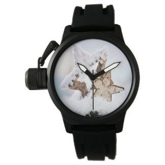 winter motif 02 watch