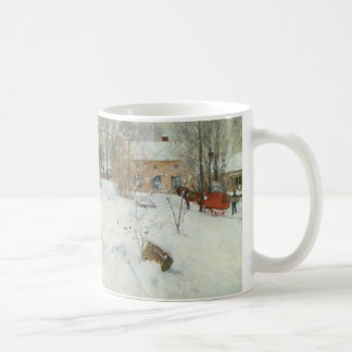 Winter Motif Åsögatan Coffee Mug