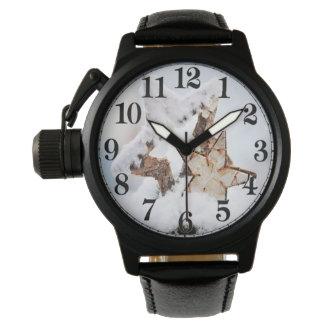 winter motif watch