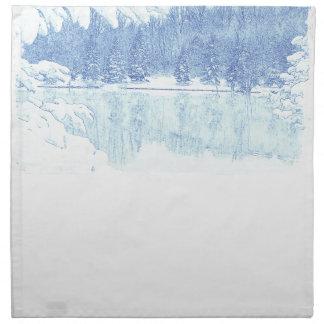 winter napkin