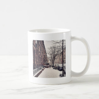 Winter On The Upper West Side Coffee Mug