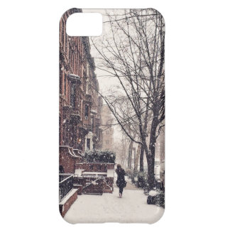 Winter On The Upper West Side iPhone 5C Case