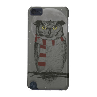 Winter owl iPod touch 5G case