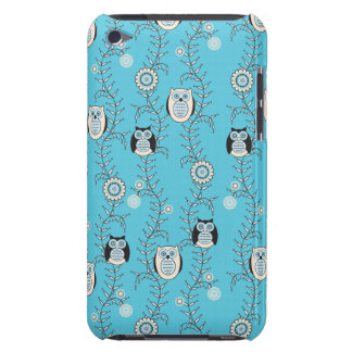 Winter Owls iPod Touch Case-Mate Barely There