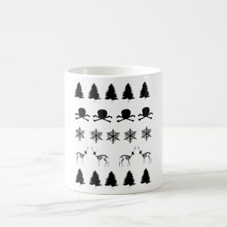 Winter Pattern Coffee Mug