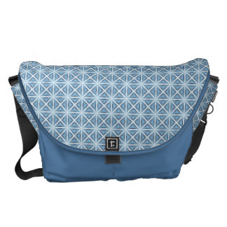 Winter Pattern Commuter Bag