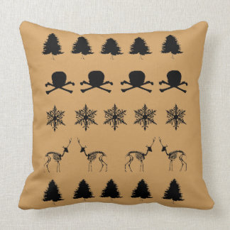 Winter Pattern Cushion