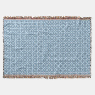 Winter Pattern Throw Blanket