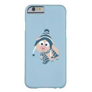 Winter Pig iPhone 6 Case