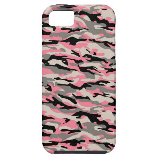 WINTER PINK CAMO iPhone 5 COVERS