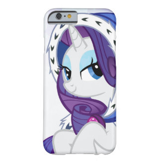 Winter Pony Barely There iPhone 6 Case