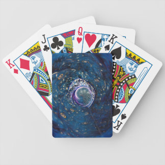 Winter Portal Bicycle Playing Cards