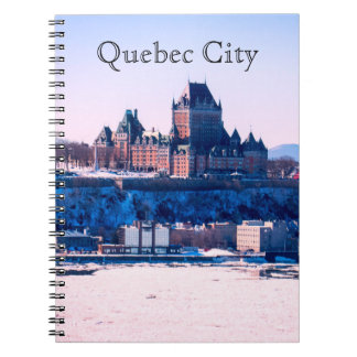 Winter | Quebec City Notebook